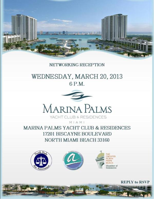 North Dade Bar Association - Marina Palms