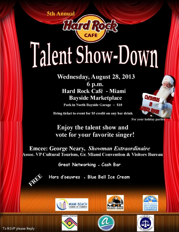 NorthDade Talent Show